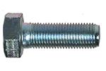 Болты высокопрочные DIN 960, 961 мелкая резьба цинк