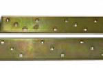 Пластина крепежная усиленная широкая LWG цинк