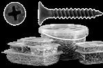 Саморезы по металлу (фасовка)