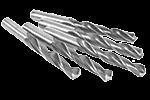 Сверла по металлу серые